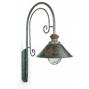 Faro - Outdoor - Nautica - Nautica 2 AP - Lampada da parete  in stile rustico per esterni