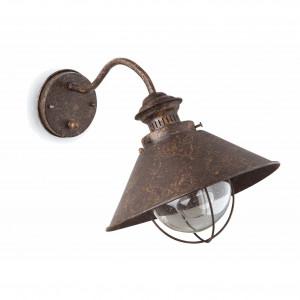 Faro - Outdoor - Nautica - Nautica AP - Lampada da parete per esterni in stile rustico