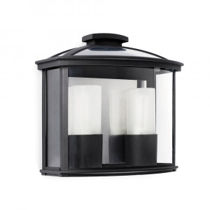 Faro - Outdoor - Paris - Ceres AP 2L - Lampada a muro in stile francese a due luci