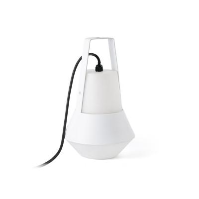 Faro - Outdoor - Portable - Cat SP - Lampada portatile per esterni - Bianco - LS-FR-71563