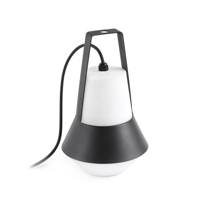 Faro - Outdoor - Portable - Cat SP - Lampada portatile per esterni - Nero - LS-FR-71562