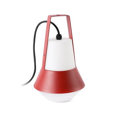 Faro - Outdoor - Portable - Cat SP - Lampada portatile per esterni - Rosso - LS-FR-71564