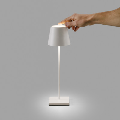 Faro - Outdoor - Portable - Toc TE LED - Lampada touch da tavolo portatile con presa USB