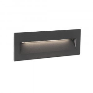 Faro - Outdoor - Sedna - Nat FA LED - Faretto a incasso da parete a luce LED