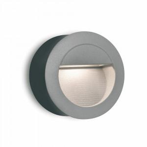 Faro - Outdoor - Sedna - Racing FA LED - Faretto segnapasso ad incasso LED a muro per giardini