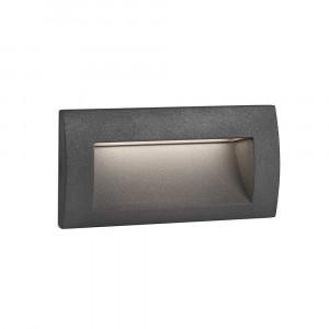 Faro - Outdoor - Sedna - Sedna 2 FA LED - Segnapasso da esterno a incasso LED rettangolare