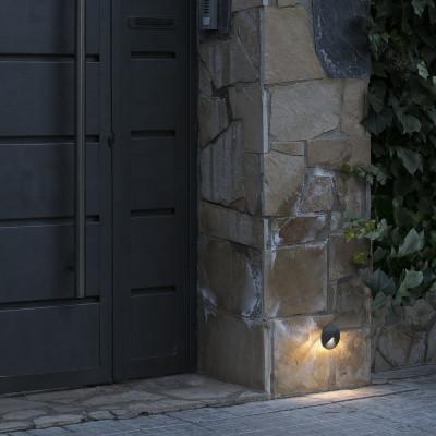 Faro - Outdoor - Sedna - Uve FA LED - Segnapasso rotondo a incasso LED da esterni