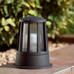 Faro - Outdoor - Shadow - Surat TE - Lampada da terra per giardino e terrazzo