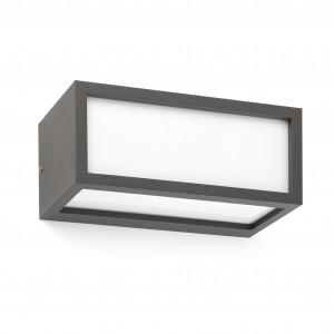Faro - Outdoor - Steps - Tejo AP  LED - Lampada a parete biemissione per esterni