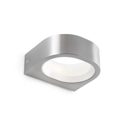 Faro - Outdoor - Sun - Kami AP LED - Applique da esterno biemissione LED - Acciaio Inox -  - Bianco caldo - 3000 K - 120°