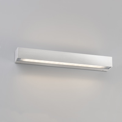 Faro - Outdoor - Sun - Tacos LED AP - Applique minimal da esterno rettangolare - Alluminio anodizzato - LS-FR-71064 - Bianco caldo - 3000 K - Diffusa