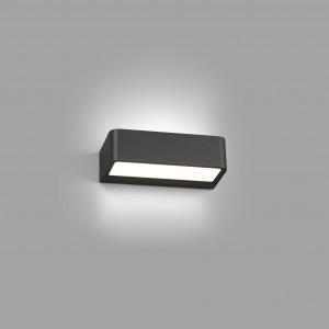 Faro - Outdoor - Sun - Takua LED AP - Applique minimal da esterno rettangolare
