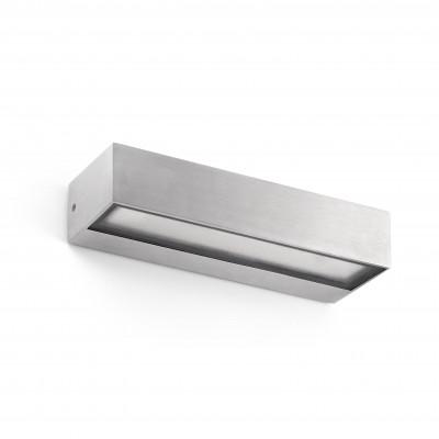 Faro - Outdoor - Sun - Toluca AP LED - Applique biemissione LED da esterno - Alluminio -  - Bianco caldo - 3000 K - Diffusa