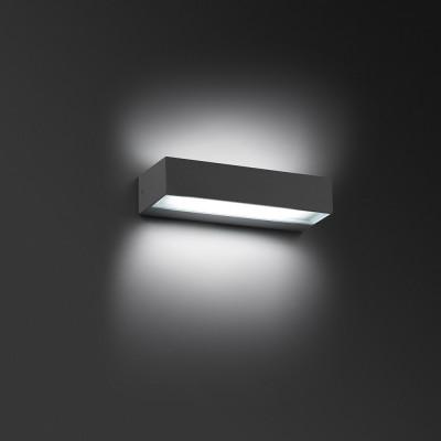 Faro - Outdoor - Sun - Toluca AP LED - Applique biemissione LED da esterno