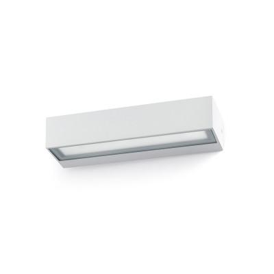 Faro - Outdoor - Sun - Toluca AP LED - Applique biemissione LED da esterno - Bianco -  - Bianco caldo - 3000 K - Diffusa