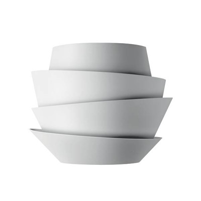 Foscarini - Le Soleil - Le Soleil AP - Applique di design - Bianco - LS-FO-181005DM-10
