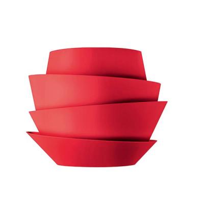 Foscarini - Le Soleil - Le Soleil AP - Applique di design - Rosso - LS-FO-181005DM-63