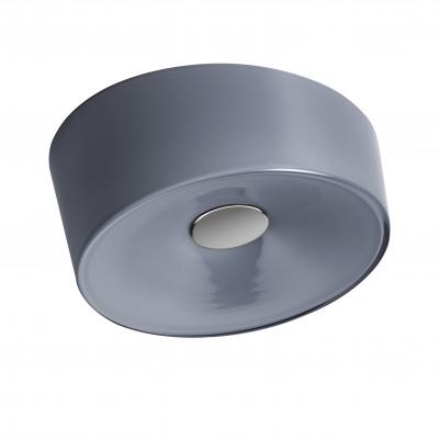 Foscarini - Lumiere - Lumiere XXL AP PL LED - Applique moderna - Grigio - LS-FO-191005L-24