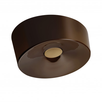 Foscarini - Lumiere - Lumiere XXL AP PL LED - Applique moderna - Marrone - LS-FO-191005L-55