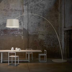 Foscarini - Twice as Twiggy - Twice as Twiggie PT LED - Lampada da terra da lettura
