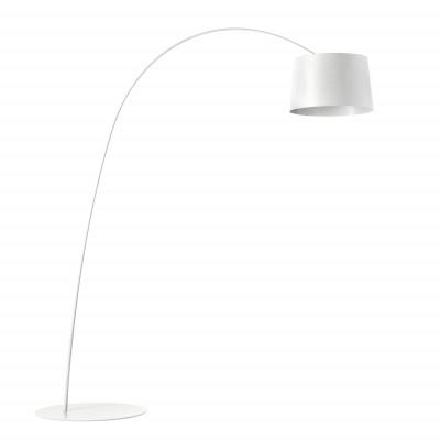 Foscarini - Twiggy - Lampada da terra LED - Bianco - LS-FO-159003L-10 - Bianco caldo - 3000 K - Diffusa
