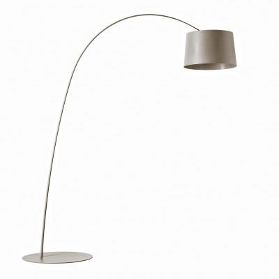 Foscarini - Twiggy - Lampada da terra LED - Greige  - LS-FO-159003L-25 - Bianco caldo - 3000 K - Diffusa