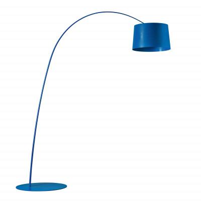 Foscarini - Twiggy - Lampada da terra LED   - Indaco - LS-FO-159003L-87