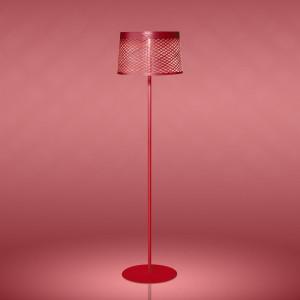 Foscarini - Twiggy - Twiggy Grid Lettura PT OUT LED - Lampada da terra di design per esterni