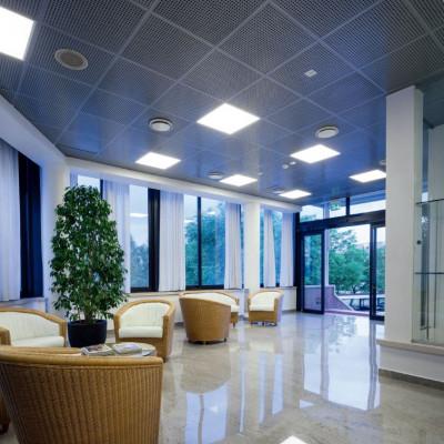 i-LèD - Ceiling - Edith - Faretto da incasso a soffitto Edith-M Full-Light -190-250 V - topLED 30 W 900 mA - CRI 95