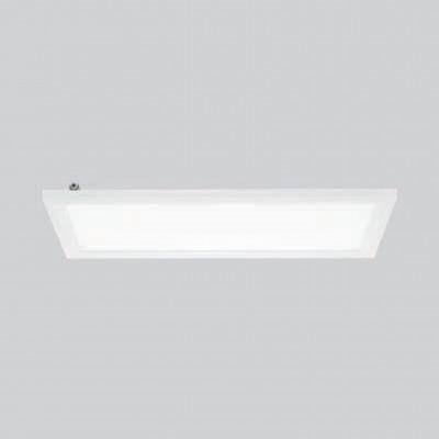 i-LèD - Ceiling - Edith - Faretto da incasso a soffitto Loomia-M - topLED 32 W 900 mA - Alluminio anodizzato - 96924 - Bianco caldo - 3000 K - Diffusa