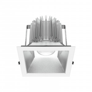 i-LèD - Downlights - Cob - Faretto da incasso a soffitto Cob65-Q - arrayLED 40 W 1100 mA