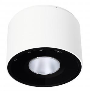i-LèD - Downlights - Portik - Lampada da soffitto Portik-R - 180-300 V - arrayLED 25 W 720 mA