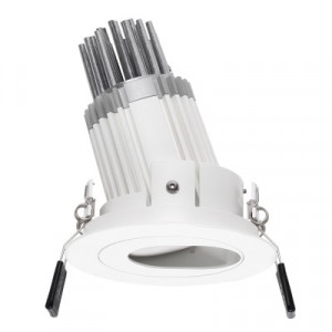 i-LèD - Downlights - Quantum - Faretto da incasso a soffitto Quantum-J2 Adjustable - powerLED 15 W 400 mA CRI 95