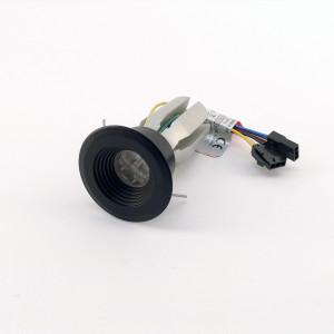 i-LèD - Outlet - ANTON 6 TOND.FIS 3L 2W RGB IP45 BIA