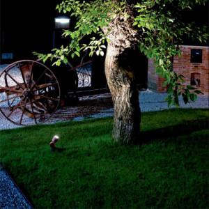 i-LèD - Outlet - Clivo - Faretto da giardino a focale regolabile