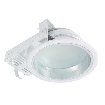 i-LèD - Outlet - Faretto da incasso a soffitto Dorian L - Downlight LED - Bianco -  - Bianco naturale - 4000 K - Diffusa