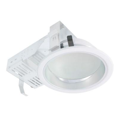 i-LèD - Outlet - Faretto da incasso a soffitto Dorian M - Downlight LED - Bianco -  - Bianco caldo - 3000 K - Diffusa