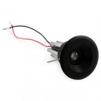 i-LèD - Outlet - Faretto da incasso a soffitto Ilja - Proiettore con ottica basculante con led antiabbagliamento
