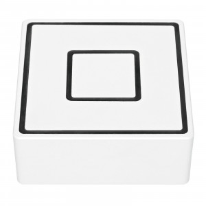 i-LèD - Signaling - Concentrica - Faretto carrabile Concentrica-Q - topLED 4 W 24 V - RGB