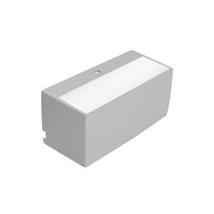i-LèD - Wall - Cicada - Lampada a parete Cicada-HV - topLED 12 W 190-240 V AC - Biemissione