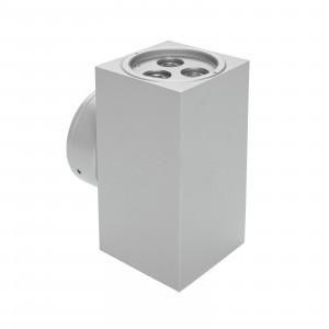 i-LèD - Wall - Elix - Lampada a parete Elix-Q -180-300 V - powerLED 12 W 630 mA