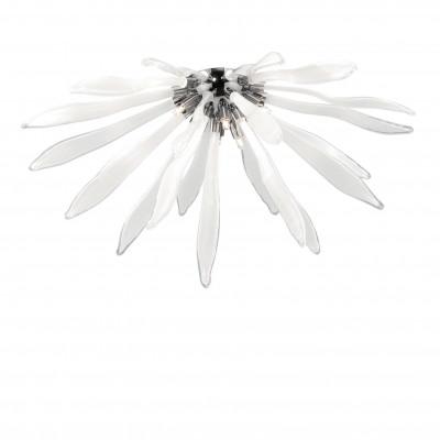 Ideal Lux - Art - CORALLO PL6 - Lampada da soffitto / parete - Bianco - LS-IL-074627
