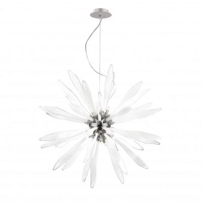 Ideal Lux - Art - CORALLO SP12 - Lampada a sospensione - Bianco - LS-IL-074689