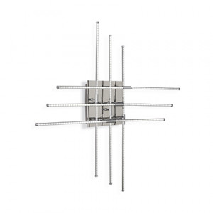 Ideal Lux - Art - Cross PL360 - Lampada da soffitto