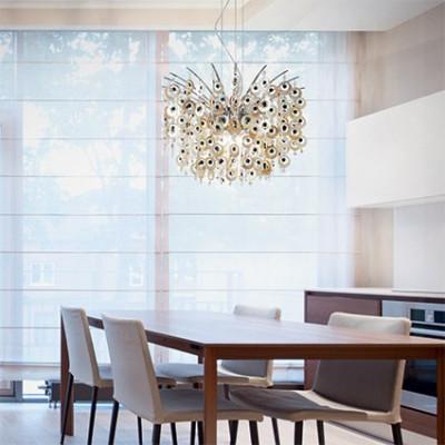 Ideal Lux - Art - PAVONE SP6 - Lampada da soffitto