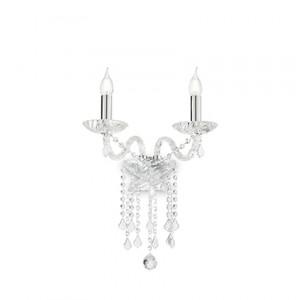 Ideal Lux - Baroque - Amadeus AP2 - Lampada da parete