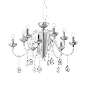 Ideal Lux - Baroque - Camelia SP10 - Lampada a sospensione