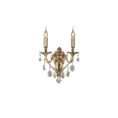 Ideal Lux - Baroque - GIOCONDA AP2 - Applique - Oro - LS-IL-060491
