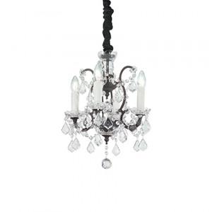 Ideal Lux - Baroque - Liberty SP4 - Lampada a sospensione