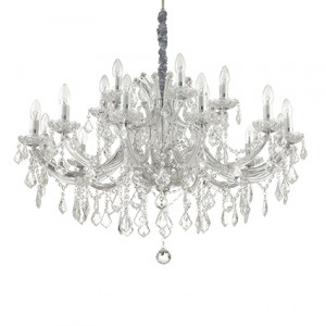 Ideal Lux - Baroque - Napoleon SP18 - Lampada a sospensione